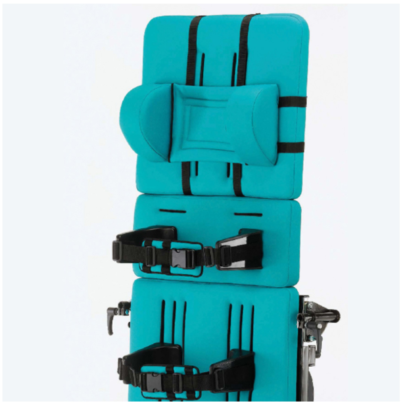 Smirthwaite supro vertical head support Supro stander