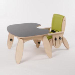 juni chair adjustable & foldable table