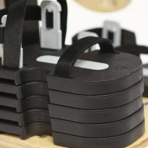 juni jenx prone sandal raising blocks