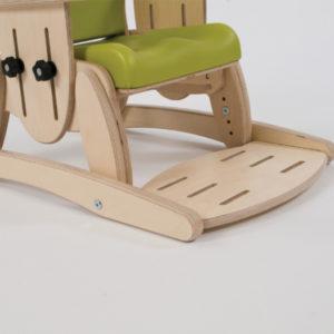 juni chair skis & footboard