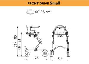grillo specs front drive small