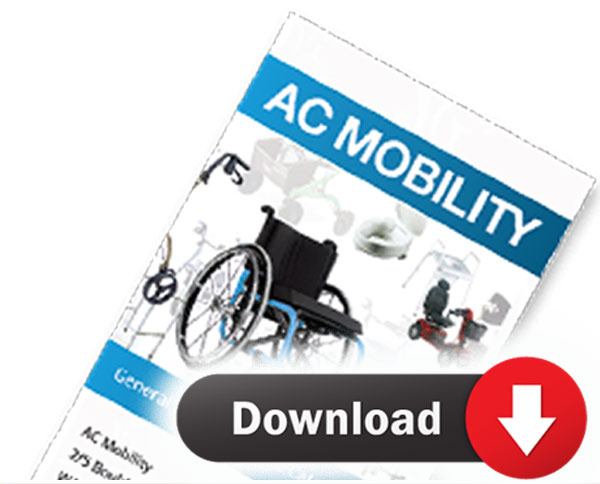 Wheelchair rental and mobility equipment rental