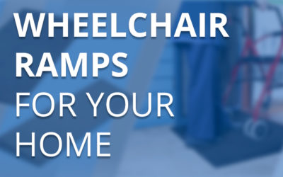 Wheelchair ramps for home – what are the options?