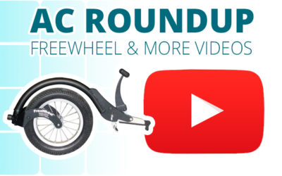 AC Roundup: Why the Freewheel is Awesome & New Juditta, Stingray, Clip Videos