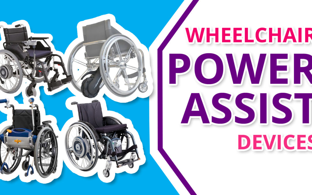 Power Assist Wheelchair Devices – Which One Is Right For You?