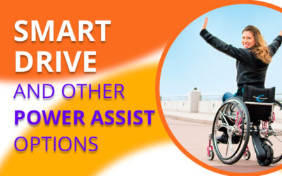 Smart Drive for Wheelchair Users and Other Power Assist Options