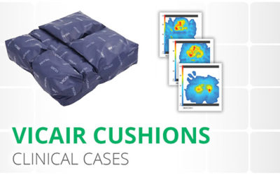 Vicair Cushions — Clinical Cases Resources for Therapists