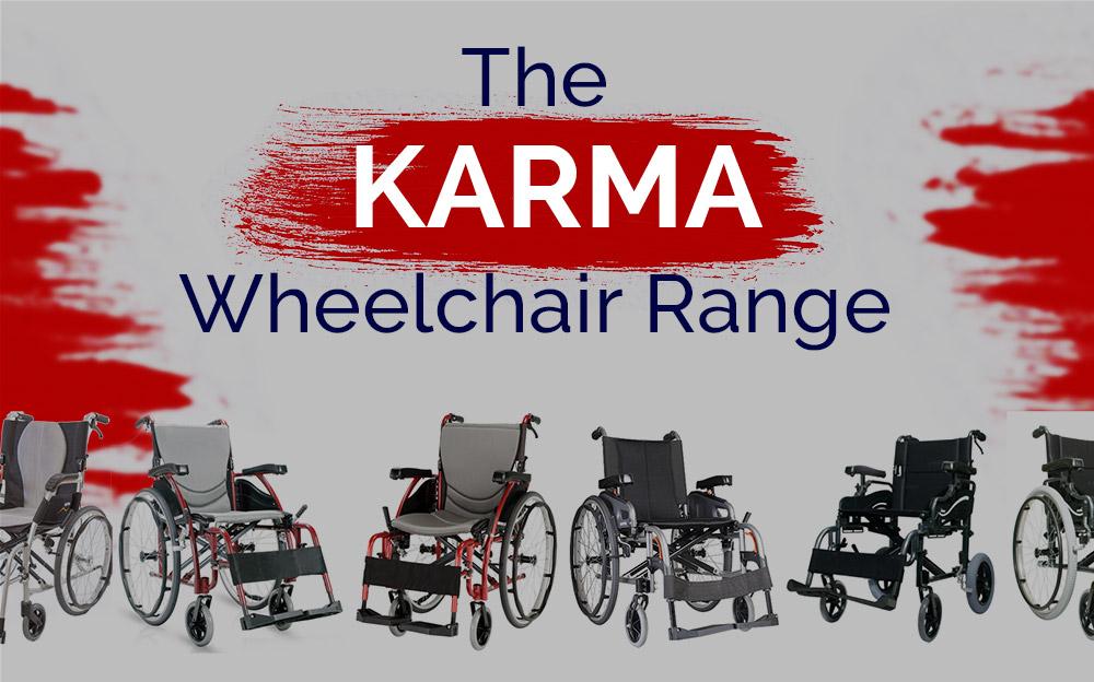 Karma Wheelchair Range Perth WA