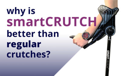 SmartCrutch – why better than regular crutches?