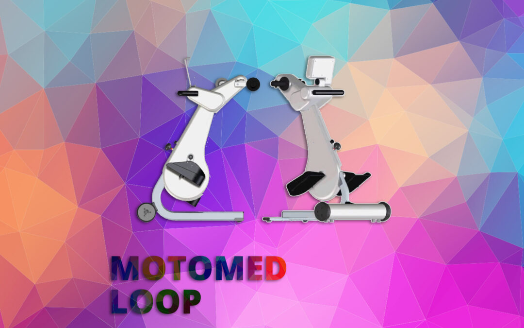 MOTOmed Loop – updated model of the Viva2!