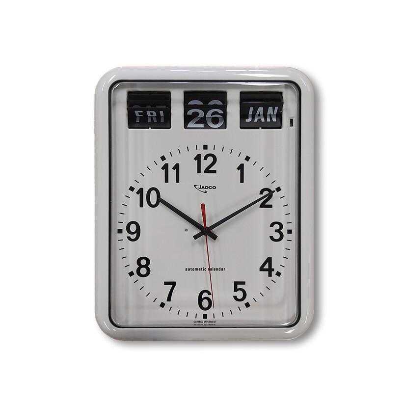 easy to read clock - Analogue Calendar Clock with Automatic Calendar
