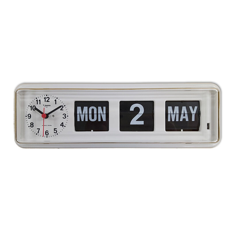 easy to read clocks - Automatic Calendar with Clock