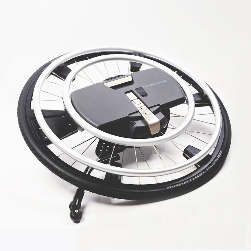 wheeldrive wheelchair power assist